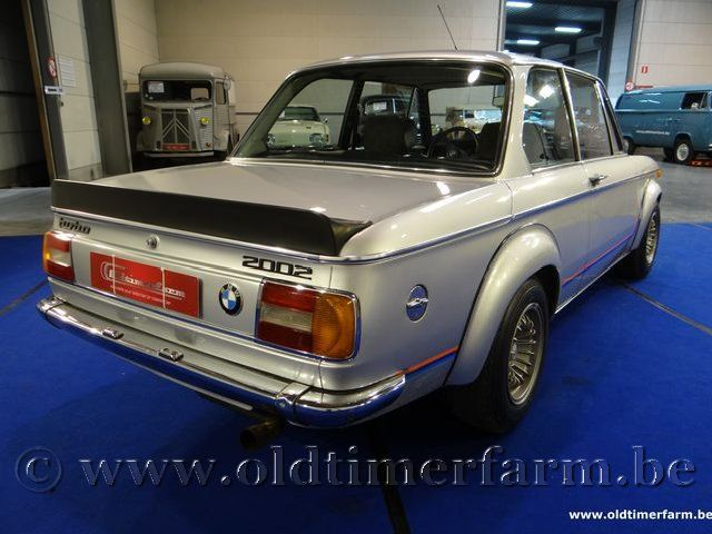 BMW  2002 Turbo Grey