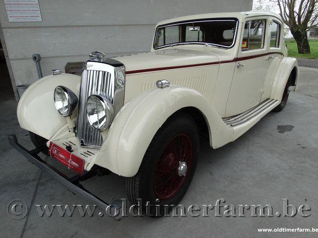 Aston Martin  Long 2.0 15/98 '37 (1937)