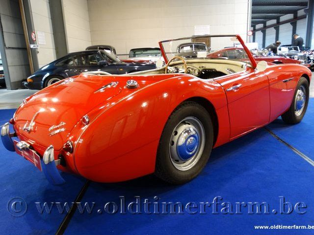 Austin Healey 3000 MKI
