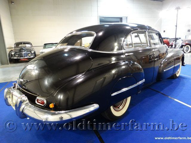 Oldsmobile Series 98 '47 (1947)