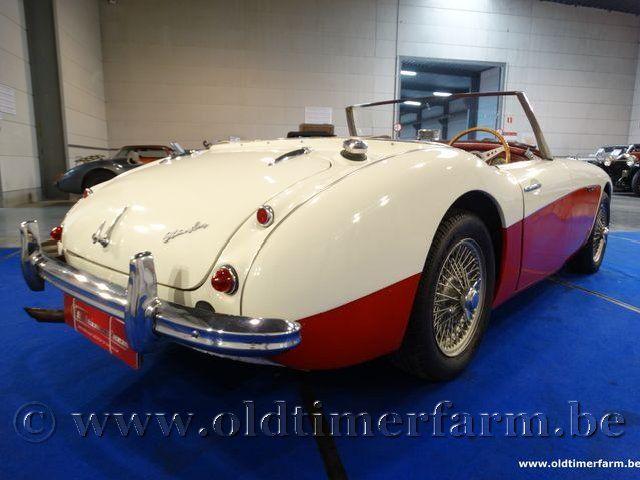 Austin Healey 3000 MK I BT7 RHD '61 (1961)
