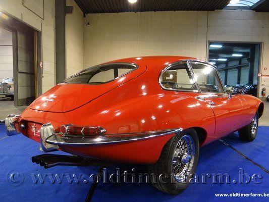 Jaguar E-Type Series 2 4.2 FHC Coupé 2+2