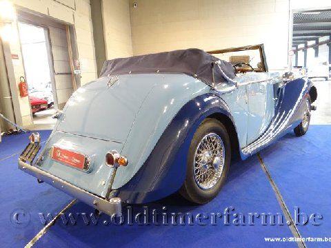 Jaguar MK IV C 3.5 Mylord