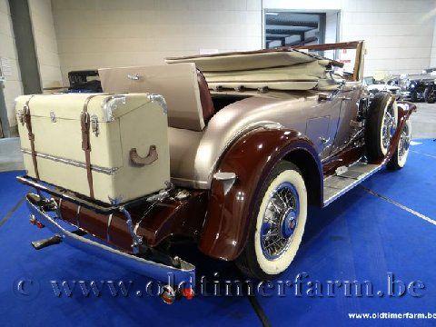 Cadillac  La Salle V8