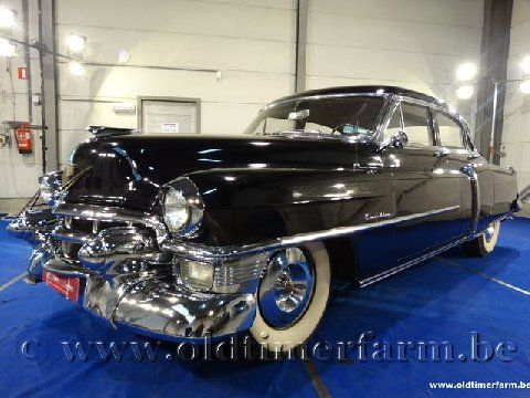 Cadillac Fleetwood Series 62 Sedan '53  (1953)