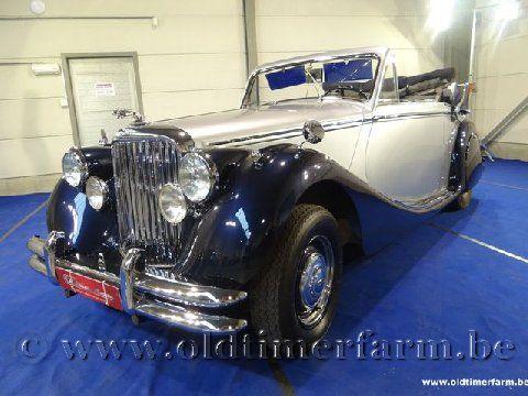 Jaguar MK V Blue/Grey