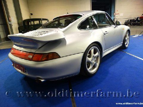Porsche 911-993 Turbo Grey/Black