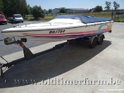 Riamar (Boat) 630 Sky + Remorque Riba