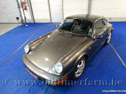 Porsche 911-964 Carrera 4 Grey