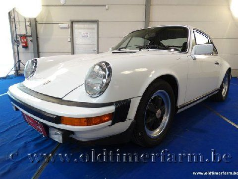 Porsche 911 3.0 SC USA Grand Prix White '78 (1978)