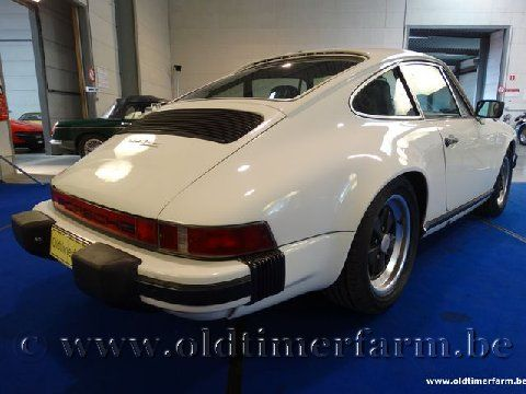 Porsche 911 3.0 SC USA Grand Prix White