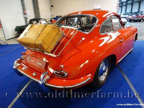 Porsche 356 B T6 Red