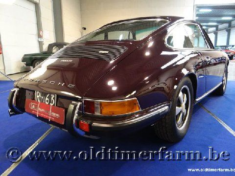 Porsche 911 2.4 E Purple
