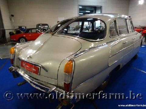 Tatra 603 6 places Silver '69 (1969)