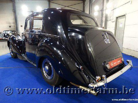 Bentley MK VI Standard Steel Saloon