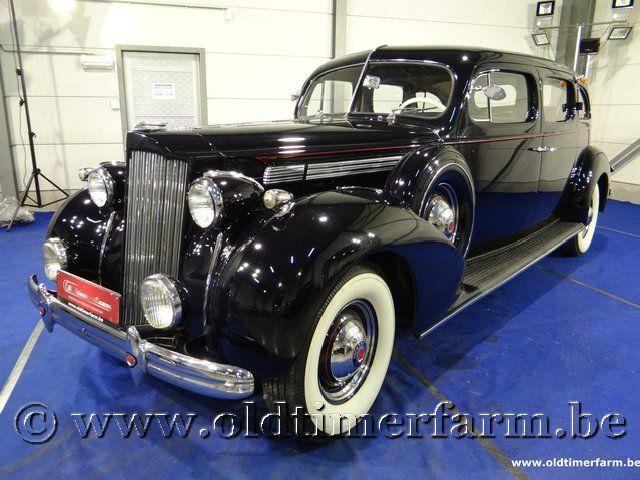 Packard Eight '37 (1937)