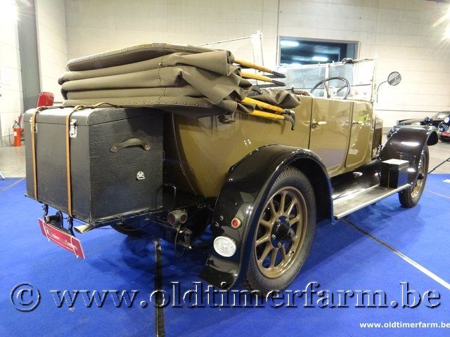Humber 14/40 Tourer Torpedo '27 (1927)