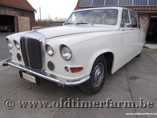 Daimler  DS 420 White