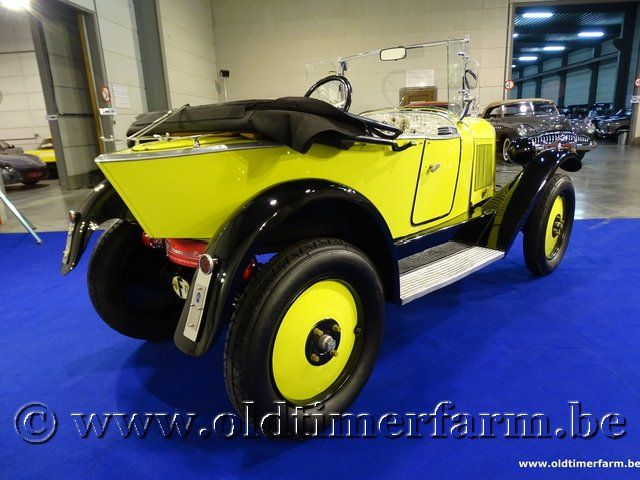 Citroën 5HP Torpédo Cabriolet 2 Places C.2
