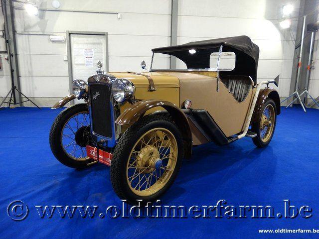 Austin Seven Special Sport Ulster '33 (1933)