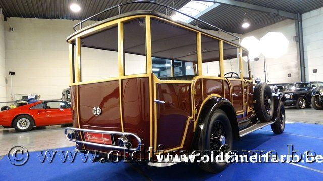 Rolls Royce 20/25 HP 41/2 Shooting Brake