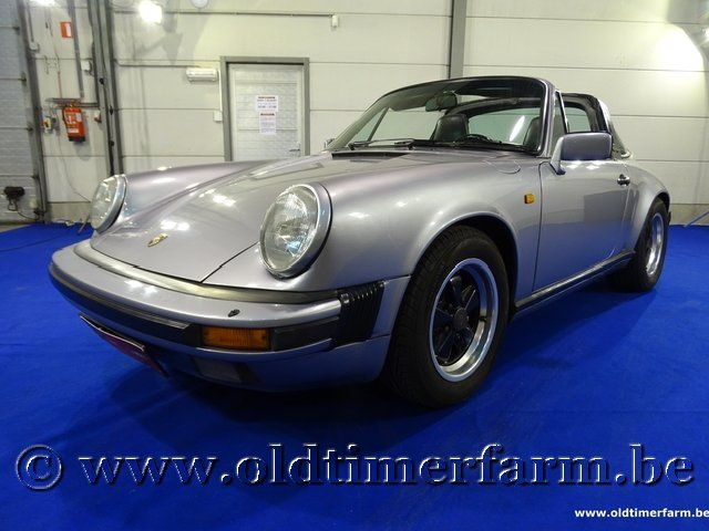 Porsche 911 3.2 Targa Meteor Metallic