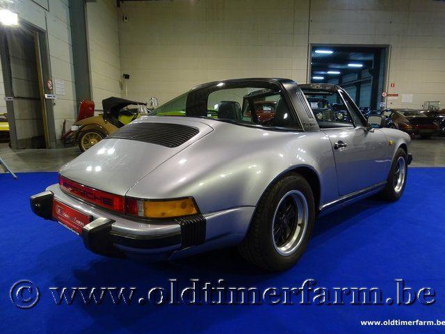 Porsche 911 3.2 Targa Meteor Metallic '85 (1985)