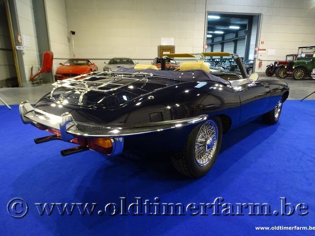 Jaguar E-Type 4.2 Series 2 Roadster