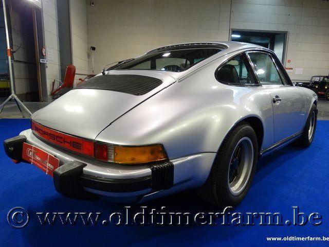 Porsche 911 3.0 SC Coupé Silver
