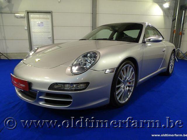 Porsche 911-997 Carrera S Grey 2006 (2006)