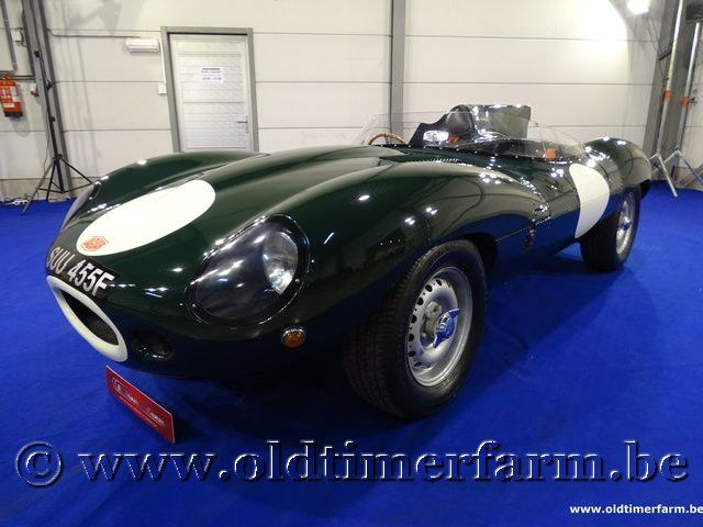 Jaguar D-Type Replica by RAM '69