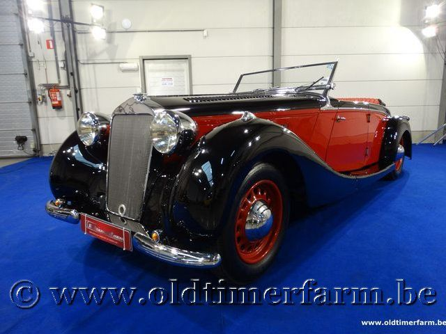 Delage D6-70 Coachcraft Tourer '38 (1938)