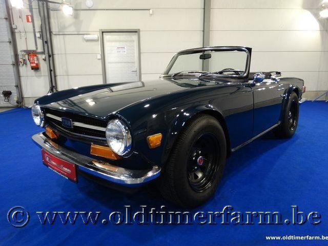 Triumph TR 6 Mallard