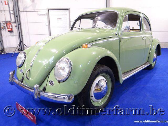Volkswagen 1300 Kever '58