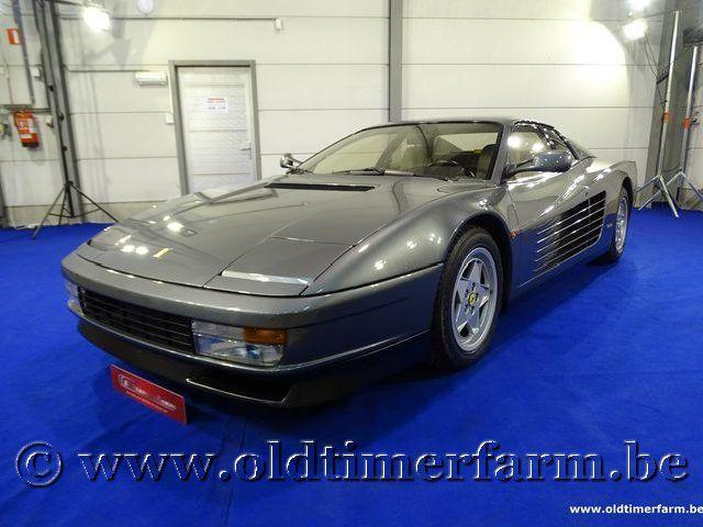 Ferrari Testarossa Antracite '90