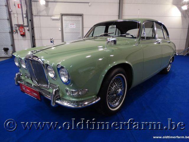 Jaguar 420 Saloon '67
