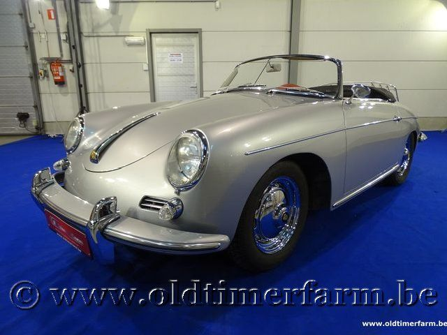 Porsche 356 B T5 Super Roadster Grey