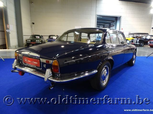 Daimler Sovereign Series I 4.2