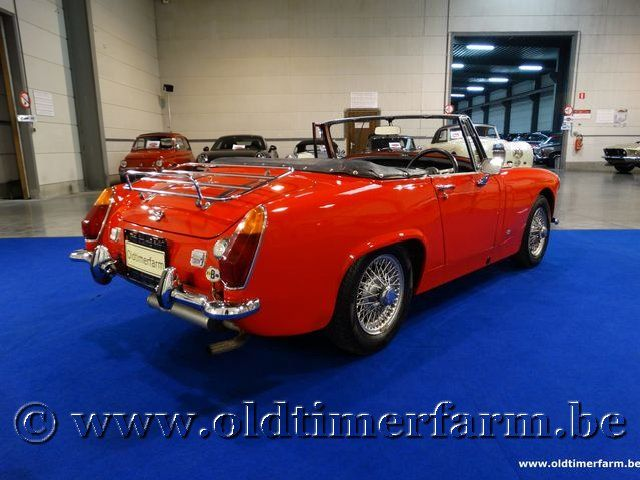 MG Midget Red '71 (1971)