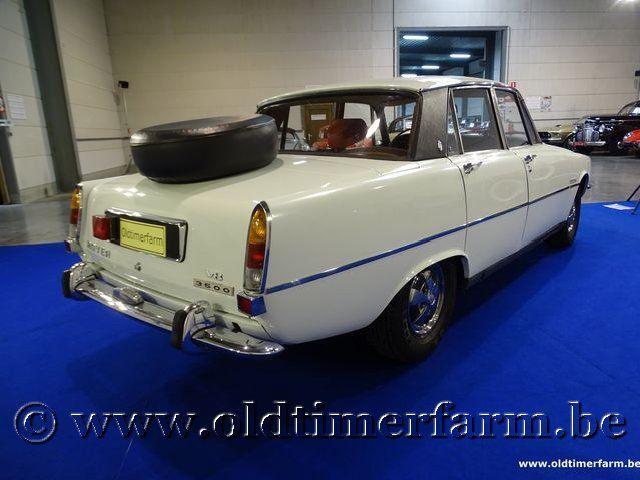 Rover P6 3500 MK I '71 (1971)