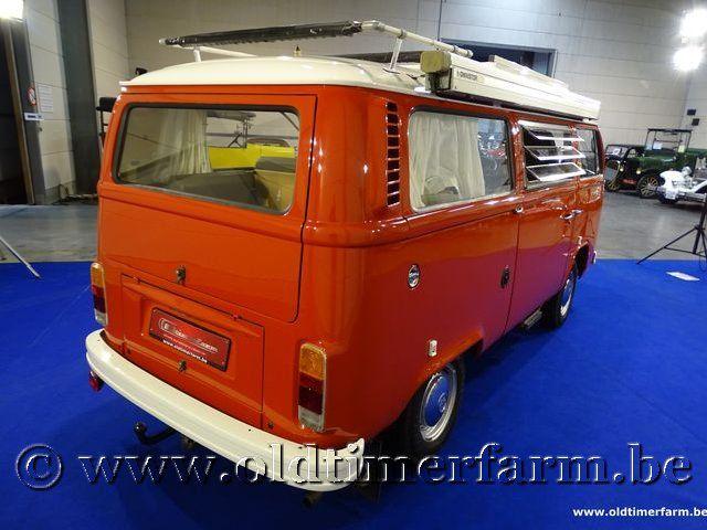 Volkswagen T2b Camper