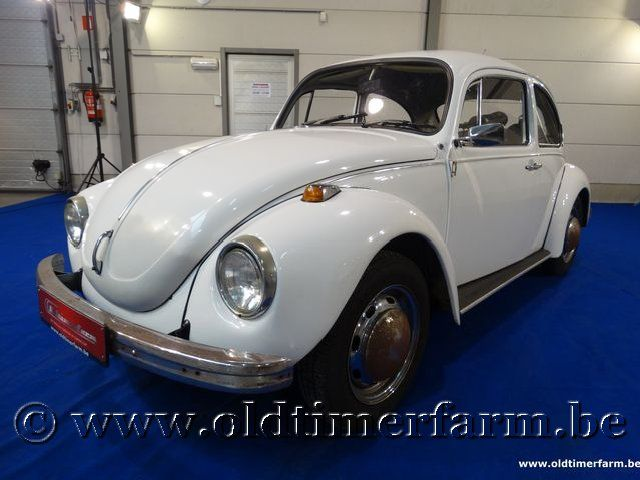 Volkswagen 1302 S White '71 (1971)