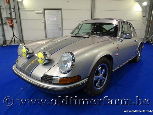 Porsche 911 2.4 T Grey '73 (1973)