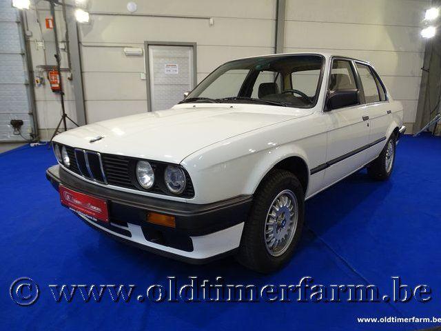 BMW 324d '89