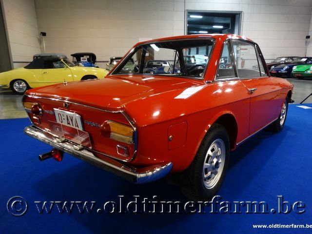 Lancia Fulvia 1.3S Coupé 2nd Series