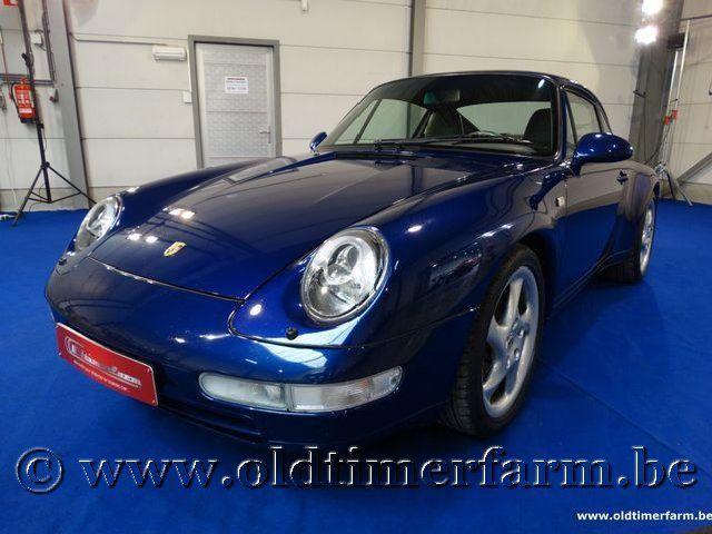 Porsche 911-993 Carrera 2 Tiptronic