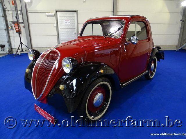 Fiat 500A Topolino