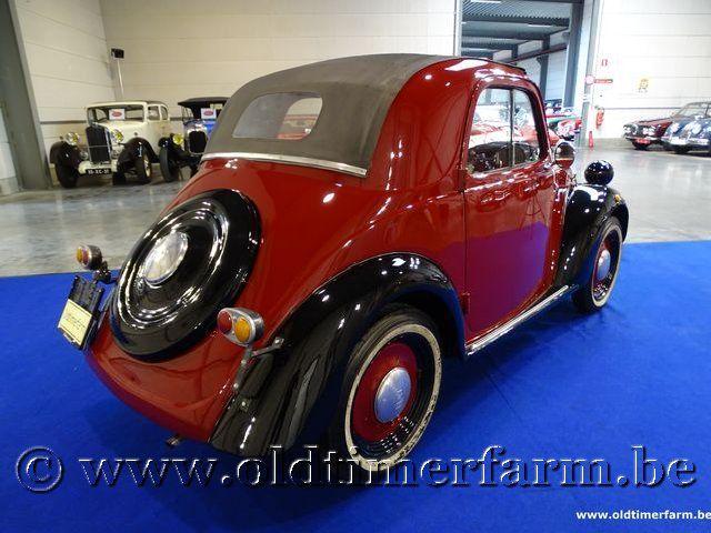 Fiat 500A Topolino '48 (1948)