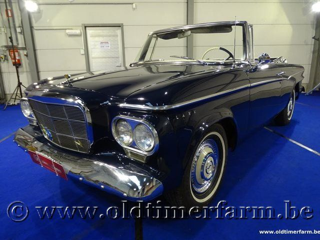 Studebaker Lark Cabriolet '62