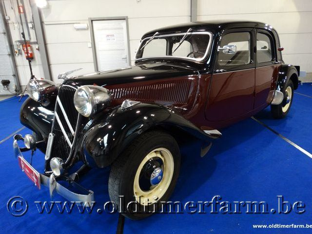 Citroën Traction 11B '49